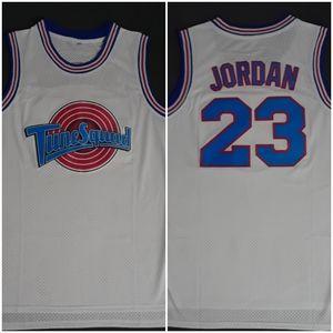 Jordan Retro Space Jam #23 MJ Basketball Jersey